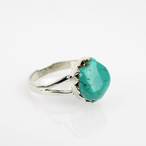 25+ Best Ideas About Turquoise Engagement Rings On