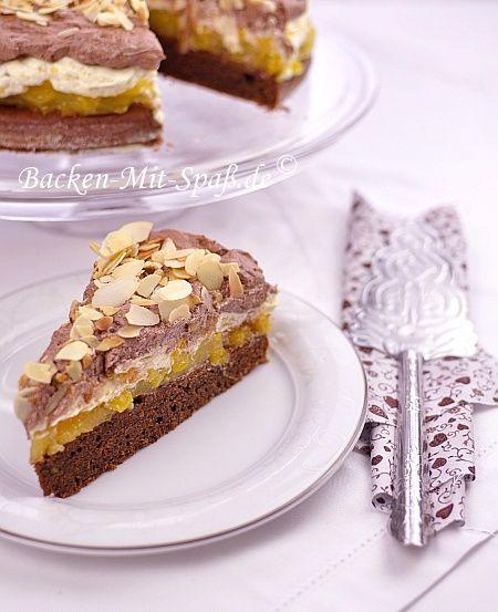 Ambassador-Torte