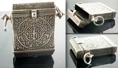 Prayer Box, Morocco