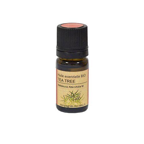 L'huile essentielle de Tea Tree contre le mal de gorge : Déposez 2 gouttes d'huile essentielle de Tea Tree à une cuillère de miel et renouvelez l'action 3 fois par jour jusqu'à disparition de votre mal de gorge.