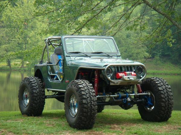 Jeep Lj For Sale >> Ray Stanley - Bluetorch project viper in Georgia. | rigs ...