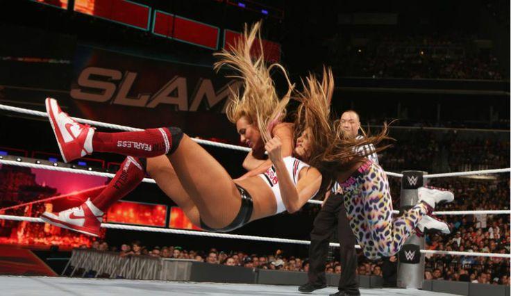 Complete 'WWE SummerSlam 2016' Results — John Cena Loses, Nikki Bella Returns…