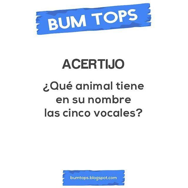 Reposting @bum_tops: Es una de las Adivinanza más fáciles y más escuchadas ➖➖➖➖➖➖➖➖➖ 💡Cual es tu respuesta👇 💨Deja tu respuesta 👍 ❤Meta 100 like yo se que podemos ➖➖➖➖➖➖➖➖➖ #PiensaRapido #Curioso #Curiosidades #SabiasQue #DatosCuriosos #España #México #Colombia #Argentina #Venezuela #Chile #Salud #Piensa #Inteligencia #Mente #Cerebro #Cultura #CulturaGeneral #Aprende #BumTops #Acertijo