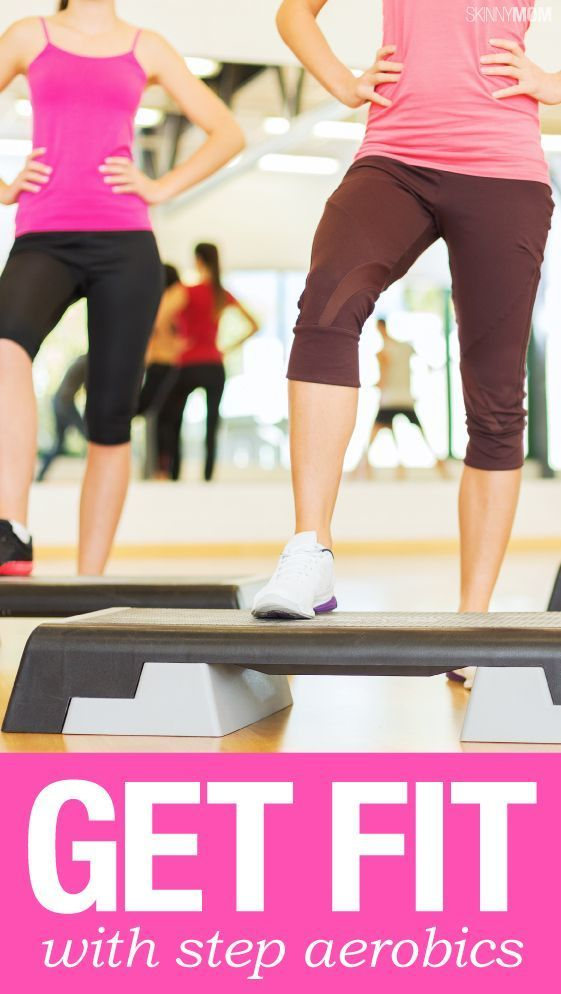 Step Workout: March Into Health With Step Aerobics