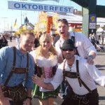 Oktoberfest Dates   Oktoberfest Tours