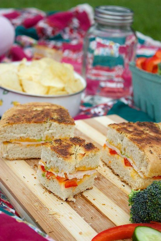 italian foccacia panini