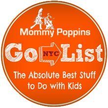 Best Things to Do with NYC Kids: October 2013 Go List