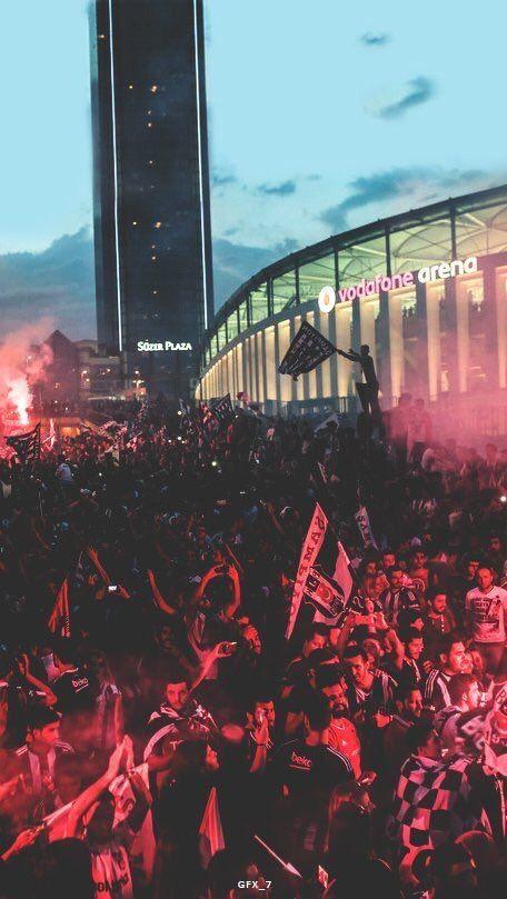 Vodafone Arena #Beşiktaş