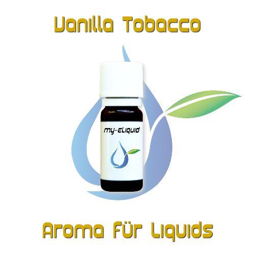 Vanilla Tobacco Aroma | My-eLiquid E-Zigaretten Shop | München Sendling