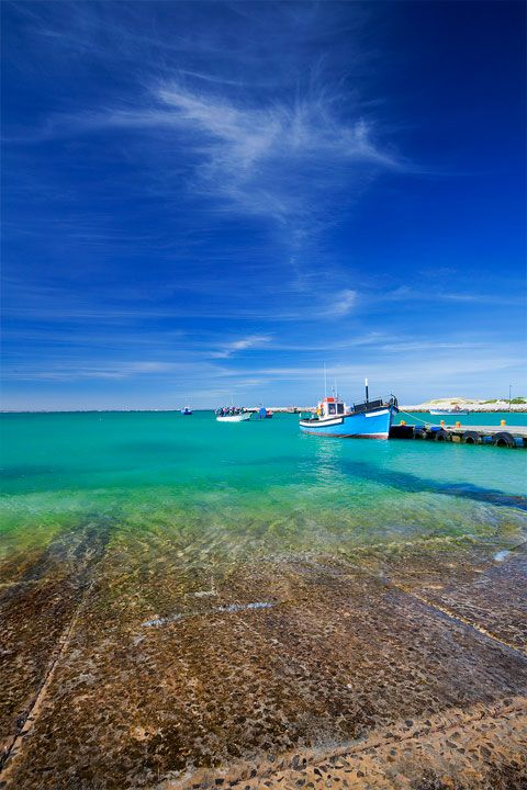 summer, Struisbaai Harbour, Overberg, South Africa