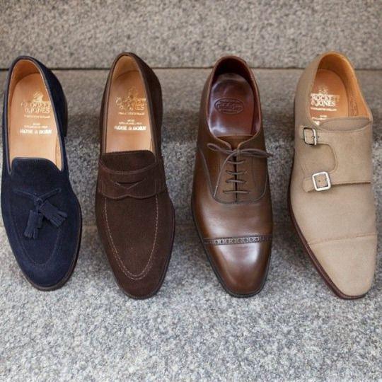Men's Footwear Fashion