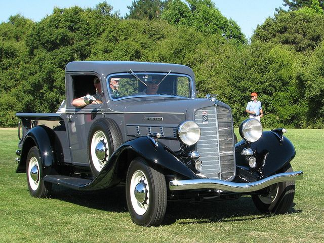 Reo Car: Pickups And Other Light Trucks