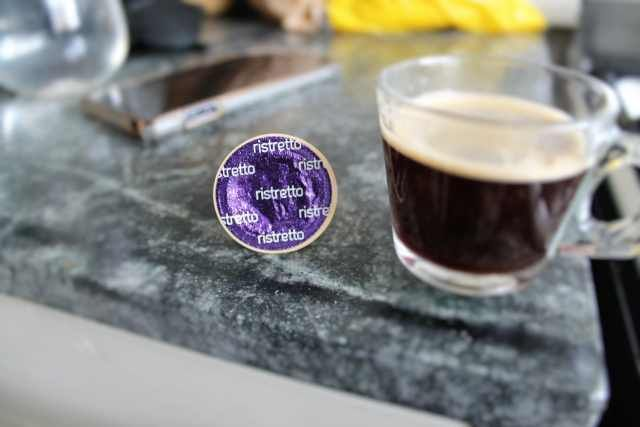 The Ristretto coffee capsule is a powerful drink. Read our review to discover more!