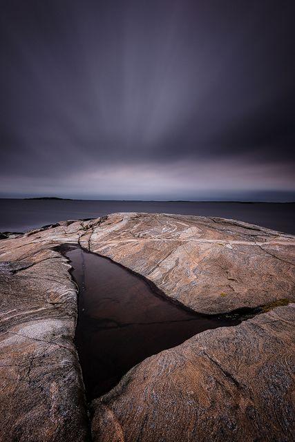 Vallda Sandö, Halland, Sweden. 27 March 2014.