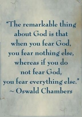 Proverbs 14:27 ~ The fear of the Lord is a fountain of life, turning a person from the snares of death.