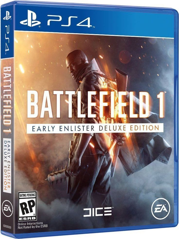 Battlefield Game Ps4