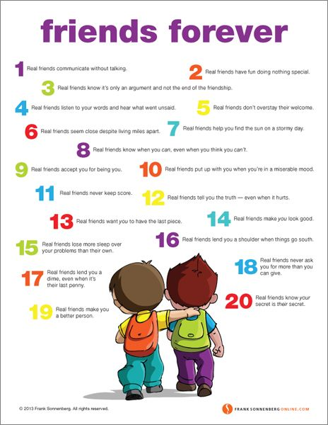 how to be a good friend Sometimes, it can be difficult to peg down the characteristics of a good friend  friendship isn't always easy and sometimes the best thing one friend can do.