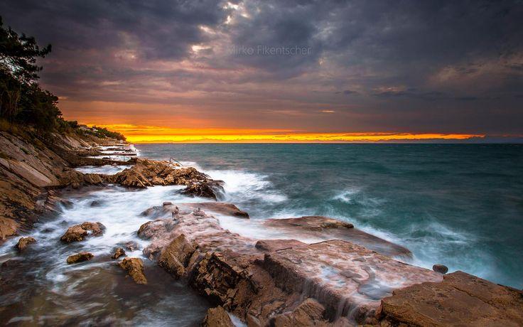 Coast by Mirko Fikentscher on 500px