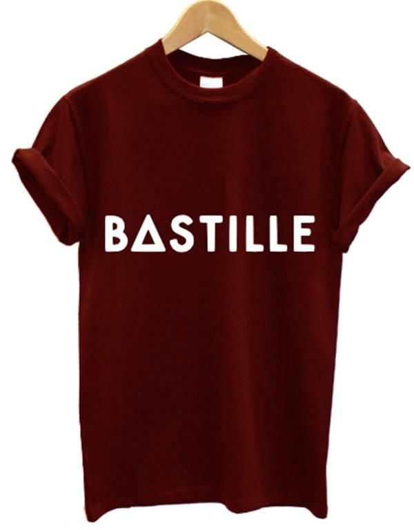 BASTILLE T SHIRT i really want it