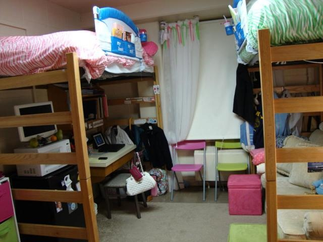 A Room In Craige Hall At Unc Res Life At Unc Pinterest