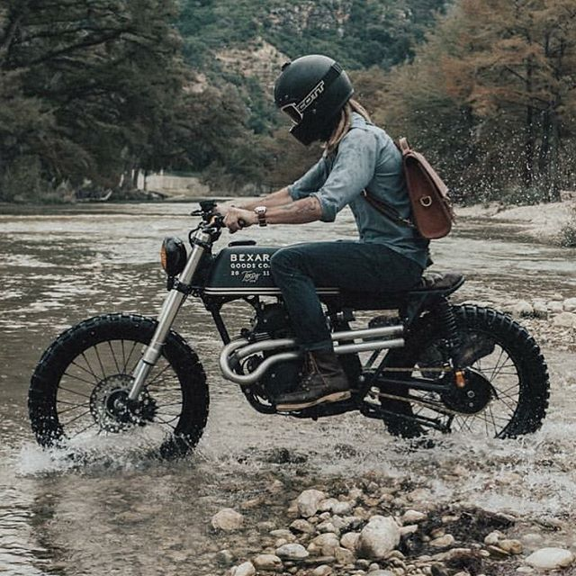 "Gefällt 6,091 Mal, 17 Kommentare - SCRAMBLERS & TRACKERS (@scramblerstrackers) auf Instagram: ""Scramblers & Trackers  by @caferacergram 
