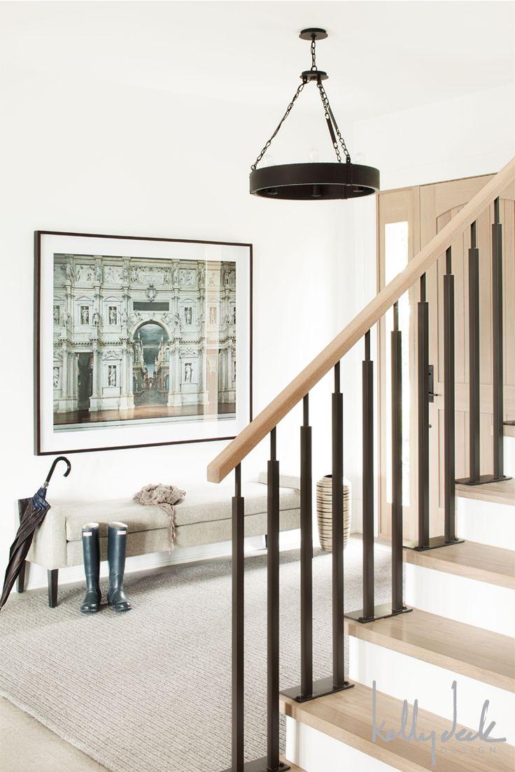 Best Kelly Deck Design Stair Railing Modern Stairs Porch 640 x 480