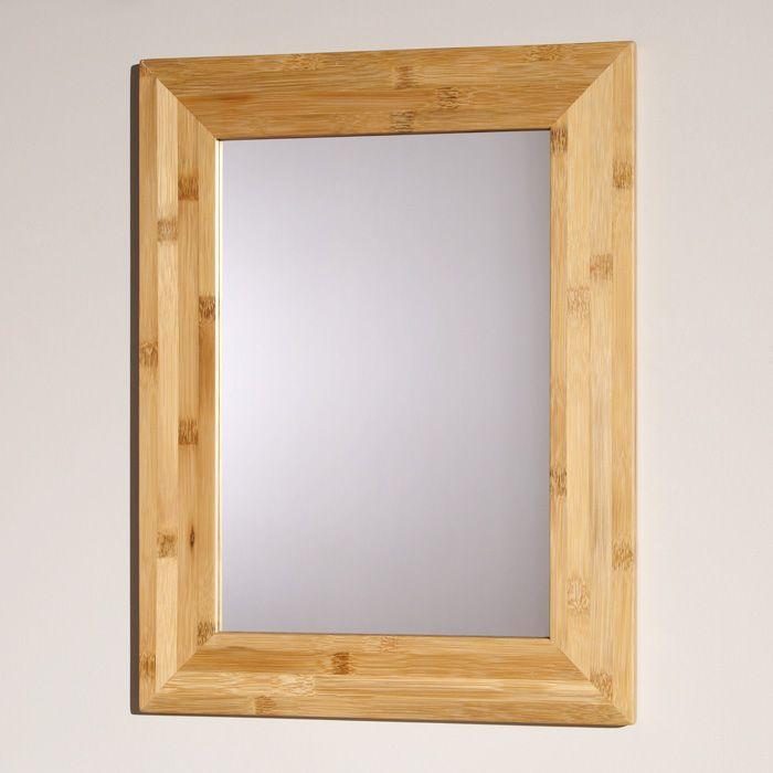 30 Arizona Bamboo Vanity Mirror Code 112630