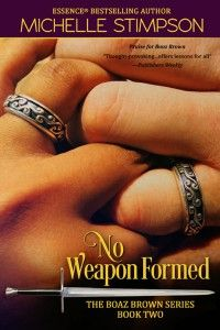 No Weapon Formed by Michelle Stimpson