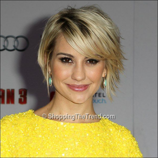 Chelsea kane short hair 39 iron man 3 39 hollywood premiere for Chelsea kane coupe de cheveux