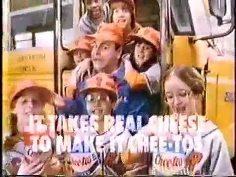 1981 Scott Schwartz Cheetos Commercial