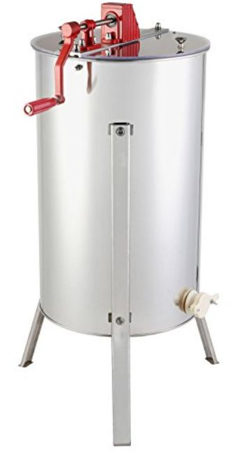 Any serious bee farmer needs to own a honey extractor. Hence, to save you the trouble, we review 10 of the best selling honey extractors on the market.