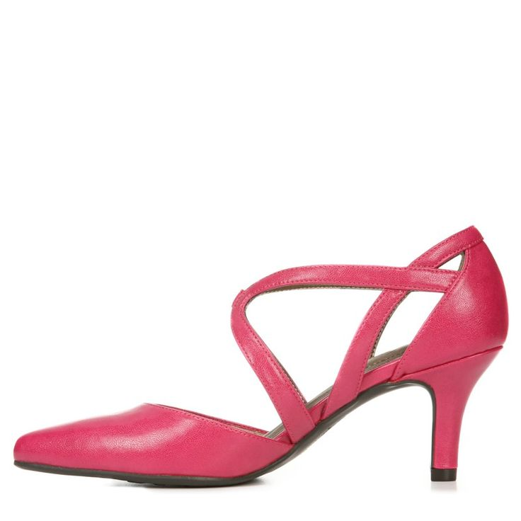 Lifestride Women's Seamless Pump Shoes (Fuchsia)