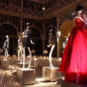 Crystal Couture Exhibition