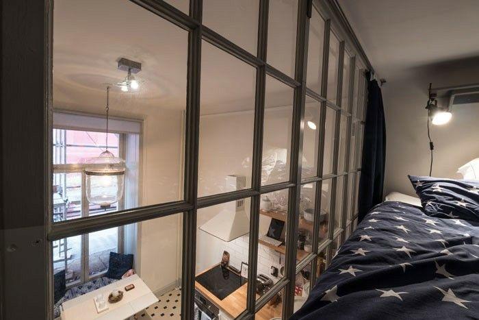 Compact living, Storgatan 25, Östermalm. Architect Victor Marx.