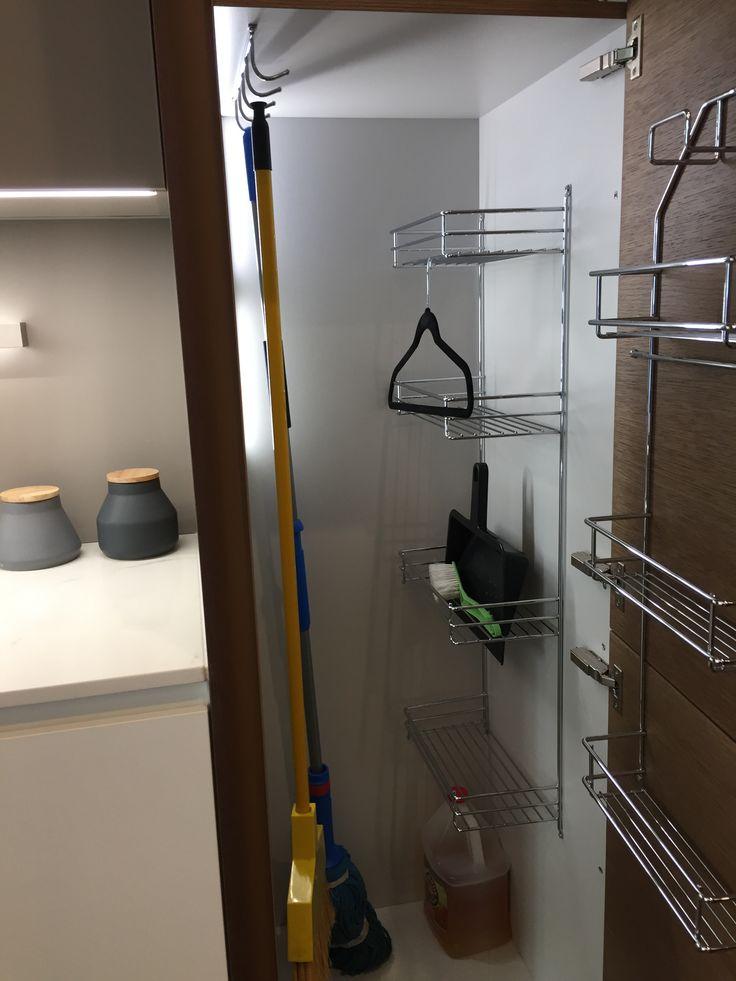 Laundry room/broom closet