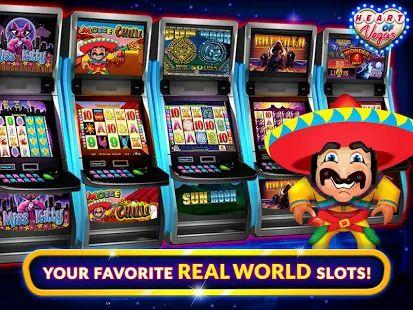 Heart of Vegas - Casino Slots- screenshot thumbnail