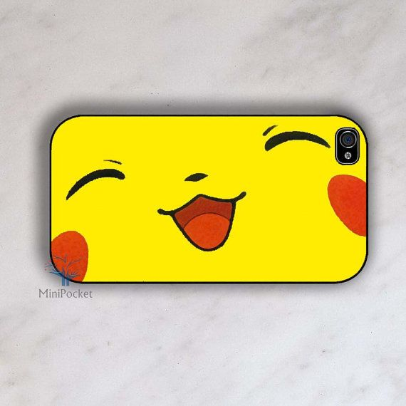 Pokemon Cute Pikachu  iPhone 5S Case iPhone 5S by MiniPocket2012, $6.99