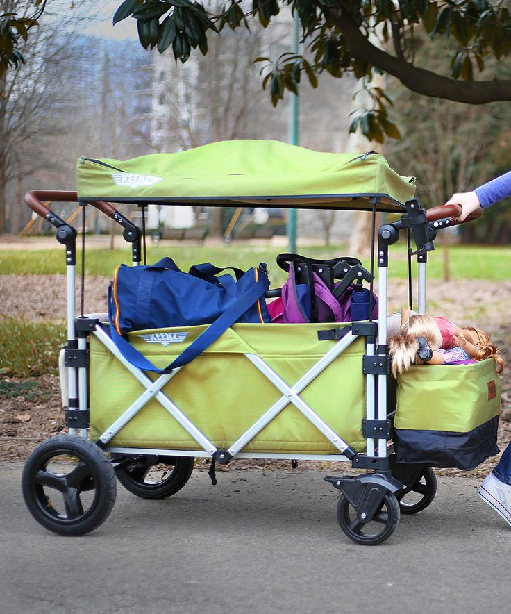 Take a look at this Keenz Green 7S Stroller Wagon today