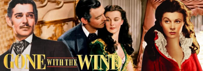Gone With the Wind Banner