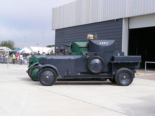 1920 Rolls-Royce Armoured Car  Sliabh Na MBan 2