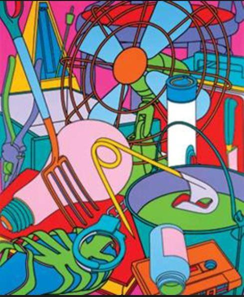 Pop art movement essay