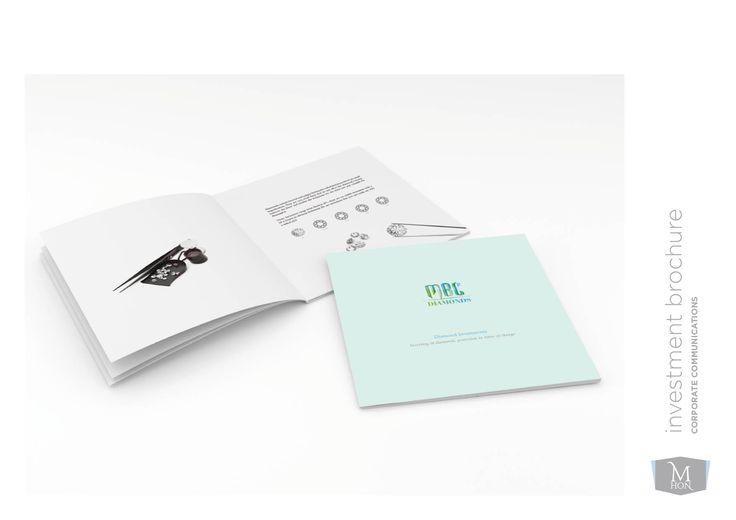Investment brochure. By Sama Studio Ltd.
