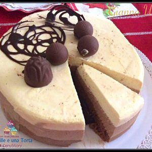 BAVARESE TO THREE CHOCOLATES Montersino