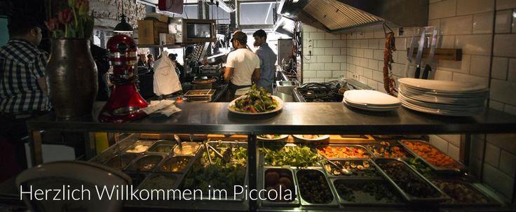 Das Piccola ist ein nettes italienisches Restaurant auf der Venloer Straße.