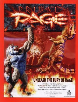 Primal Rage: Why It Was Awesome