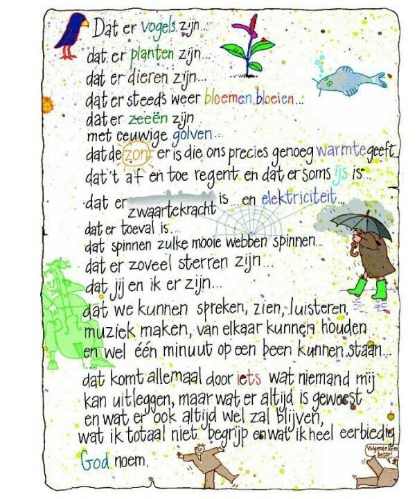 """Verwondering via Het Apostolisch Genootschap """"De plaats voor religieus humanistische zingeving"""" www.apgen.nl"""