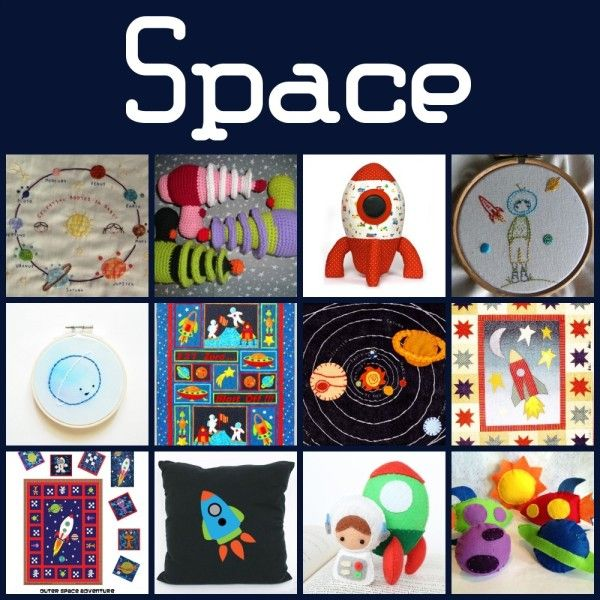 17 best images about baby quilt ideas on pinterest for Outer space quilt patterns