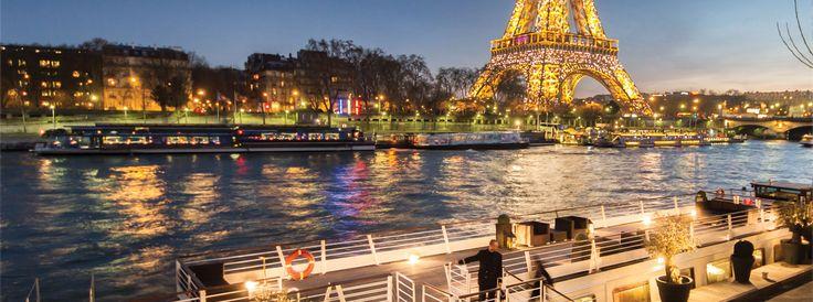 Projets // L'Agence Sweep est fière de vous présenter l'un de ses derniers projets web : la refonte du Site internet de L'Instant by Le Paris.  #paris #toureiffel #france #french #peniche #bateau #seine #restaurant #bar #afterwork #eiffeltower