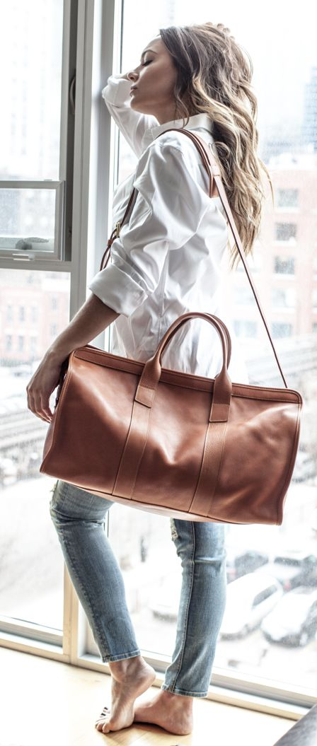 Love this travel bag. For a person who travels a lot, great investment to travel in style Michael Kors.