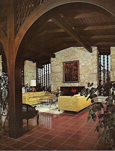 17 of 2017 39 s best 1970s architecture ideas on pinterest - How do you say living room in spanish ...